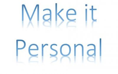 Customer Reference Video – Make it personal