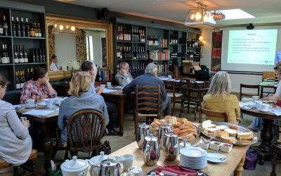 A Week With Dorset Growth Hub #dipintodigital