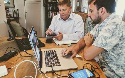Mobile Phone Video Training with Home Experts