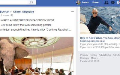Facebook have made a change to the way they display video in your feed