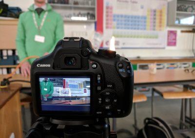Gryphon school video