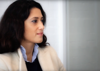 Video Interviews – Fatima Bhutto