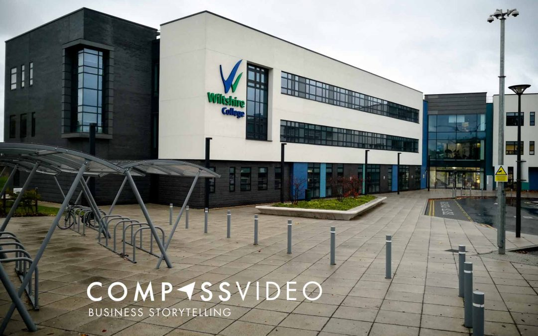 Compass Video teaches Film & TV at Wiltshire College