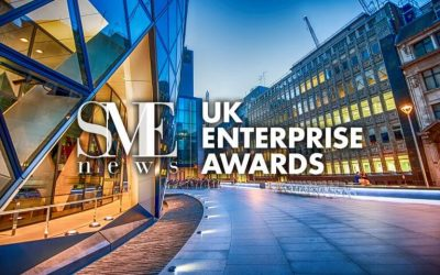 Compass Video winning SME News award