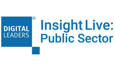 We are talking at, Insight Live week Public Sector 1st – 5th March